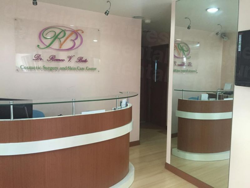 RVB Cosmetic Surgery and Skin Care Center - Medical Clinics in Philippines