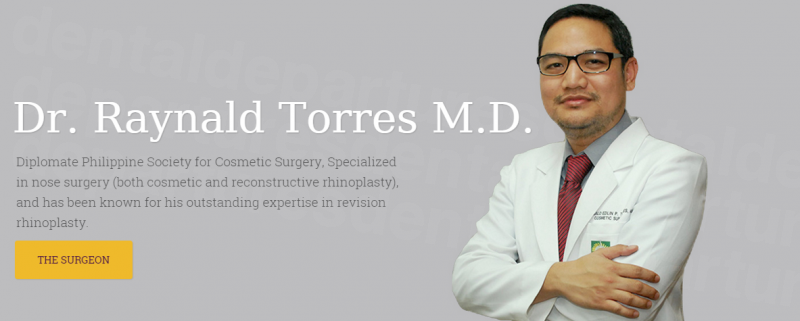 Dr. Raynald Torres - Cosmetic Surgery & Skin Clinic Manila Makati Branch - Medical Clinics in Philippines