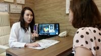 Nirunda Infinity Skin Clinic - Bangkok - Consultation Room with Doctor.who always ready to give an a