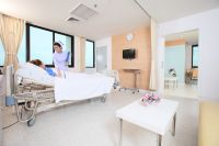 Yanhee Hospital -Bangkok - The recovery room