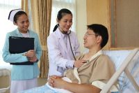 Samitivej Hospitals Sukhumvit Branch - Bangkok-Kind doctor and beautiful customer prefer us