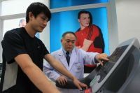 Samitivej Hospitals Sukhumvit Branch - Bangkok - body check with Doctor who always ready to give an