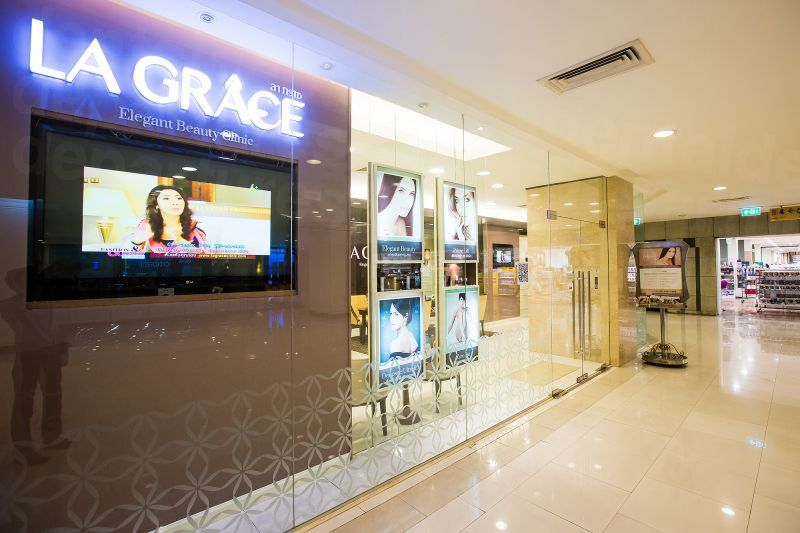 La Grace Clinic (Central World) - Medical Clinics in Thailand
