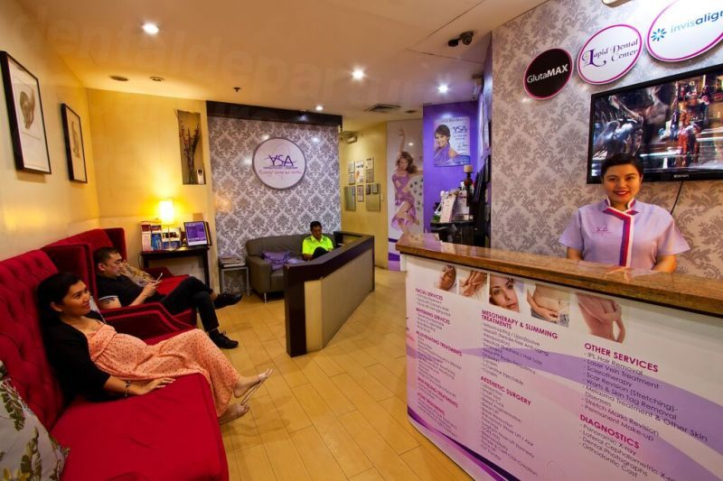 YSA Skin & Body Experts (Robinsons Galleria - Quezon City) - Medical Clinics in Philippines