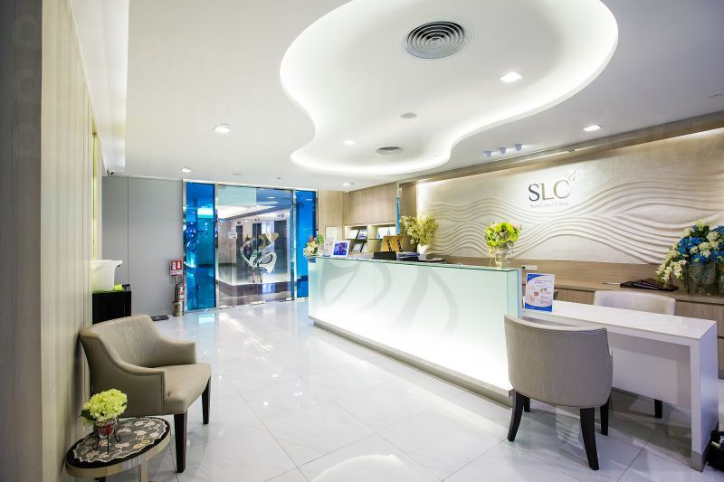 SLC - Siam Laser Clinic (Central Chidlom Tower) - Medical Clinics in Thailand