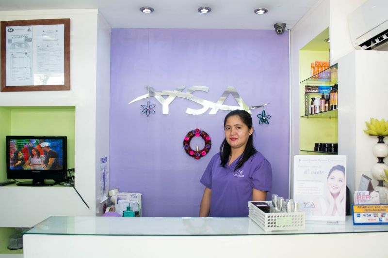 Organics and Natural Skin Care Inc. (YSA) - Araneta Center