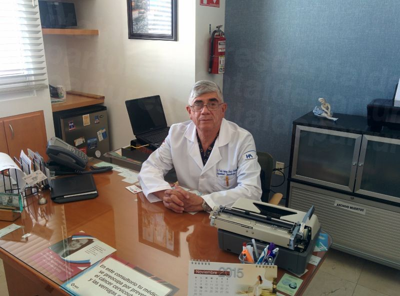 Dr. David Nava - Medical Clinics in Mexico