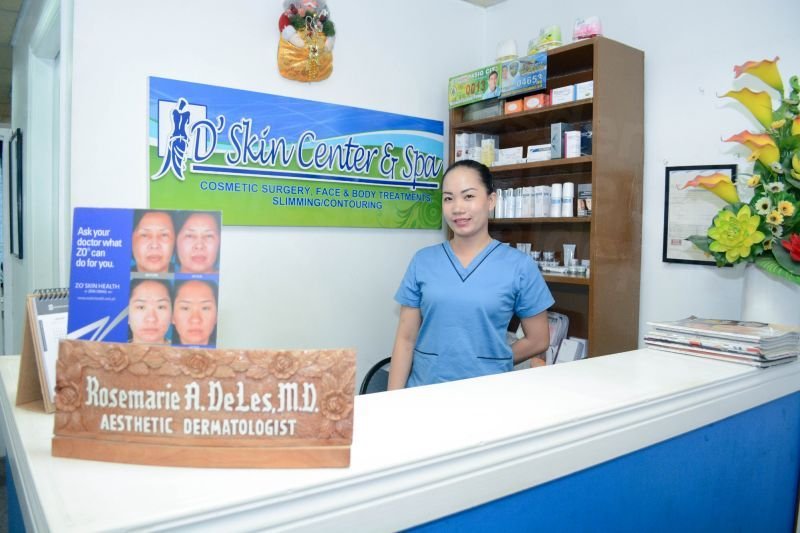 D' Skin Center and Spa (Ortigas) - Medical Clinics in Philippines
