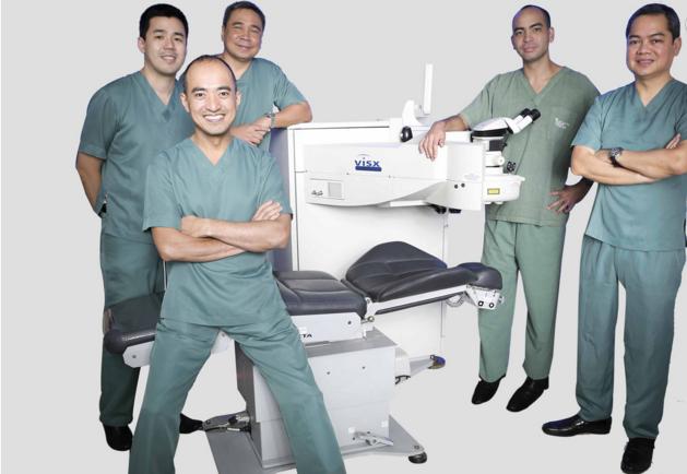 Dr. Enrique Enriquez - Lasik Surgery Clinic (Delos Santos - STI Megaclinic)