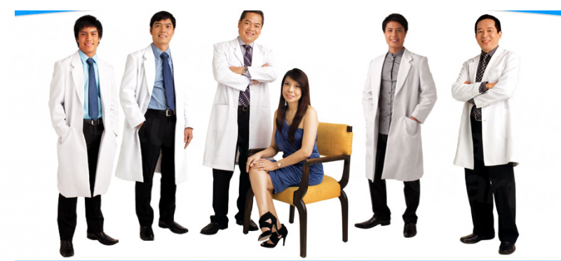 Dr. Enrique Enriquez - Perfect Sight - Medical Clinics in Philippines
