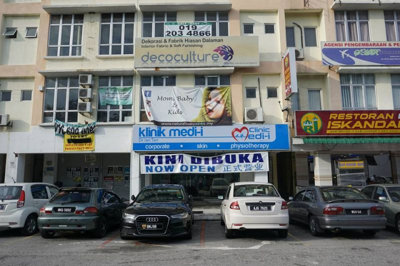MEDI-I SKIN STUDIO & CLINIC - SHAH ALAM BRANCH - Medical Clinics in Malaysia