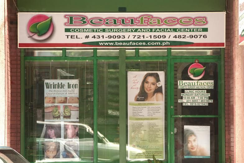 Beaufaces Cosmetic Surgery Center (Quezon City) - Medical Clinics in Philippines