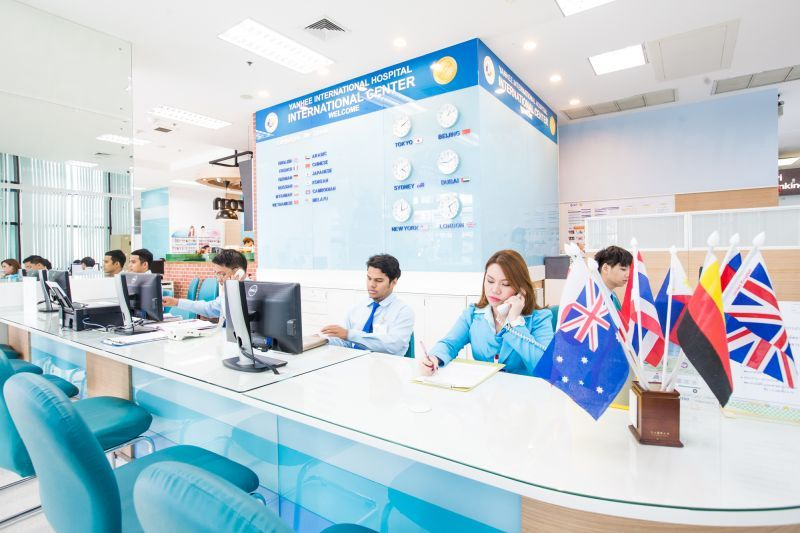 Yanhee Hospital Health & Beauty - Medical Clinics in Thailand