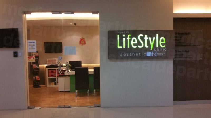 Newlife Lifestyle Aesthetic Clinic - Bangsar Branch - Medical Clinics in Malaysia