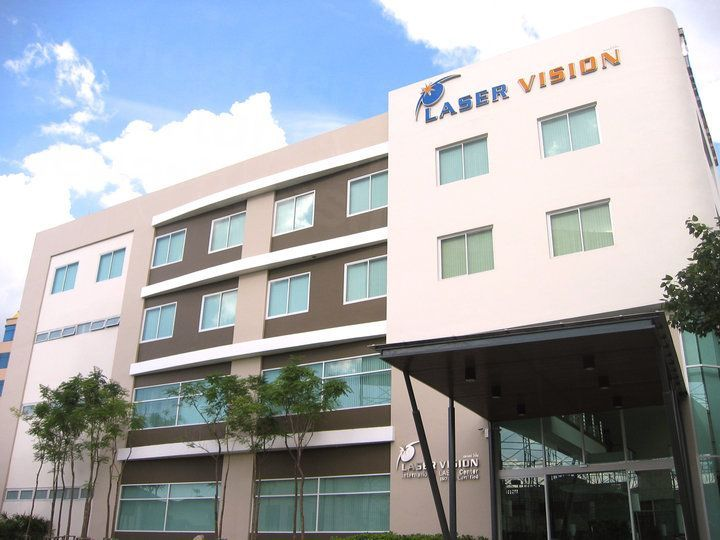 LASER VISION International LASIK Center - Medical Clinics in Thailand