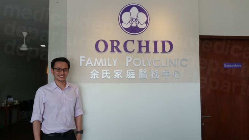 Orchid Clinic - Medical Clinics in Malaysia