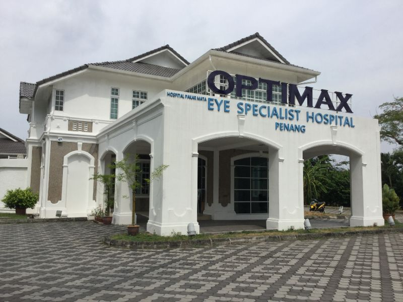 OPTIMAX - Penang Eye Specialist Hospital - Medical Clinics in Malaysia