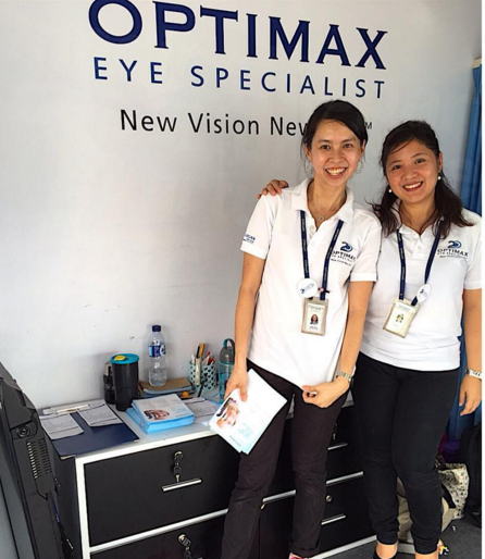 OPTIMAX Eye Specialist Centre - Johor - Medical Clinics in Malaysia
