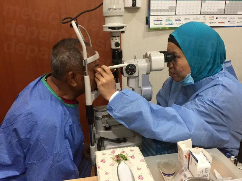 OPTIMAX Eye Specialist Centre - Shah Alam - Medical Clinics in Malaysia