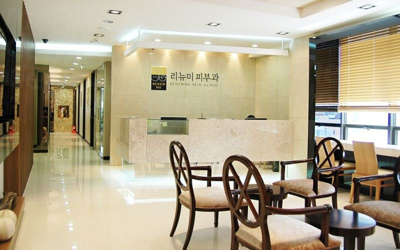 Renewme Skin Clinic (Dongdaemoon) - Medical Clinics in South Korea