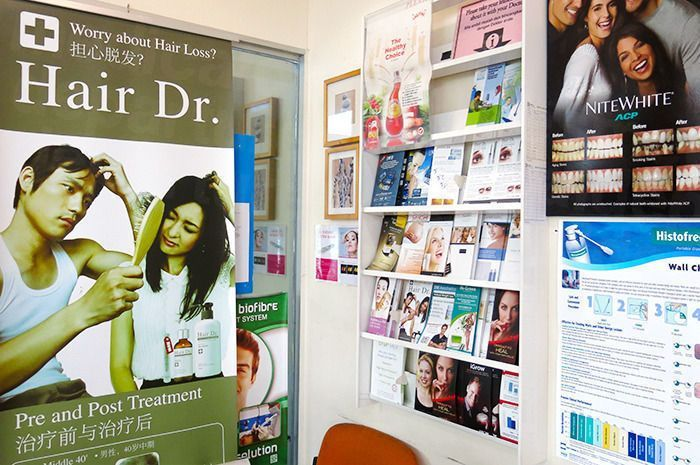 Dermal and Hair Clinic - Medical Clinics in Malaysia