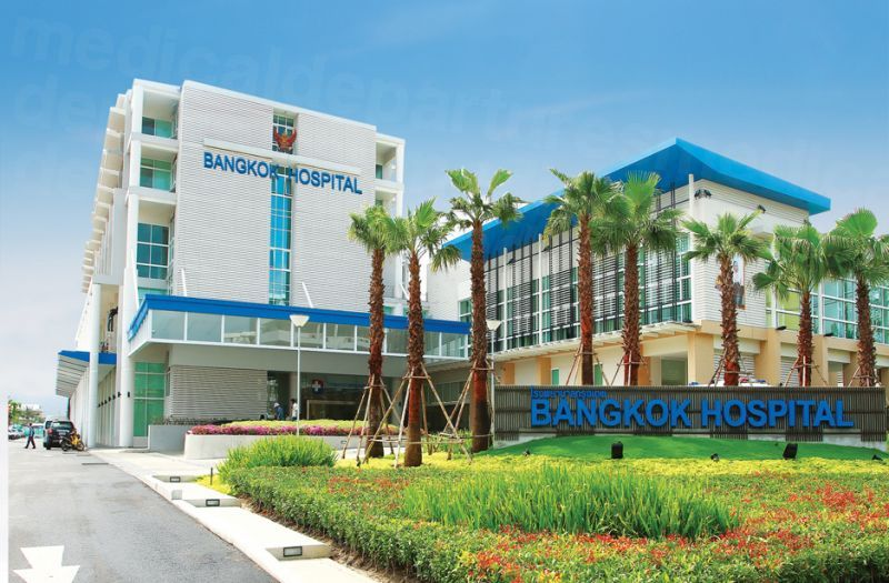 Bangkok Hospital (Hua Hin) - Medical Clinics in Thailand