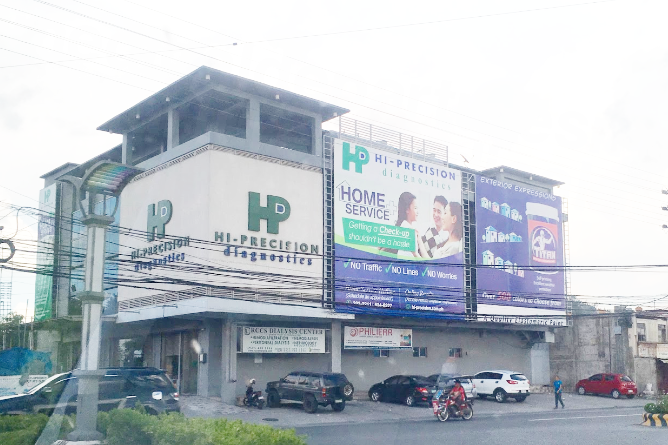 Hi-Precision Diagnostics (Angeles, Pampanga) - Medical Clinics in Philippines