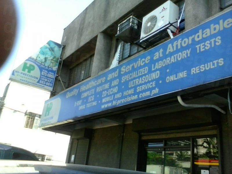 Hi-Precision Diagnostics - Las Pinas - Medical Clinics in Philippines
