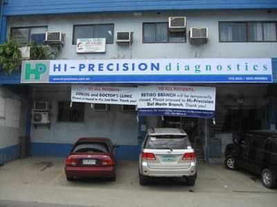 Hi-Precision Diagnostics (N.S. Amoranto) - Medical Clinics in Philippines