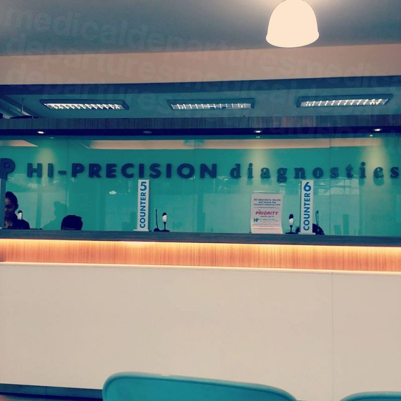 Hi-Precision Diagnostics (Sucat) - Medical Clinics in Philippines