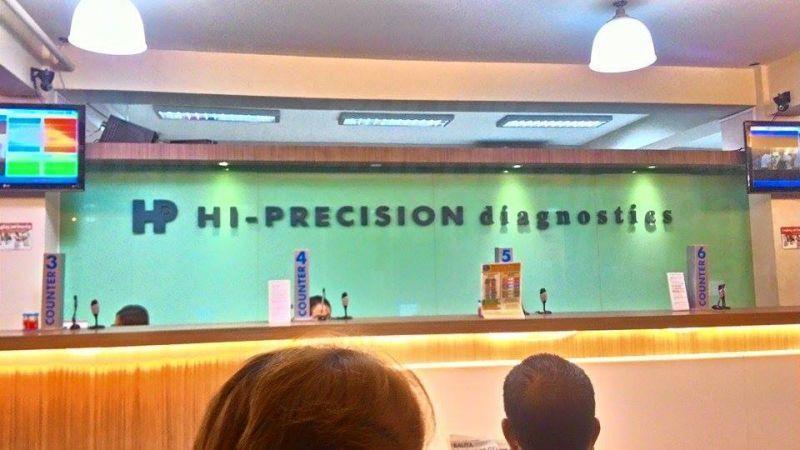 Hi-Precision Diagnostics - Pioneer - Medical Clinics in Philippines