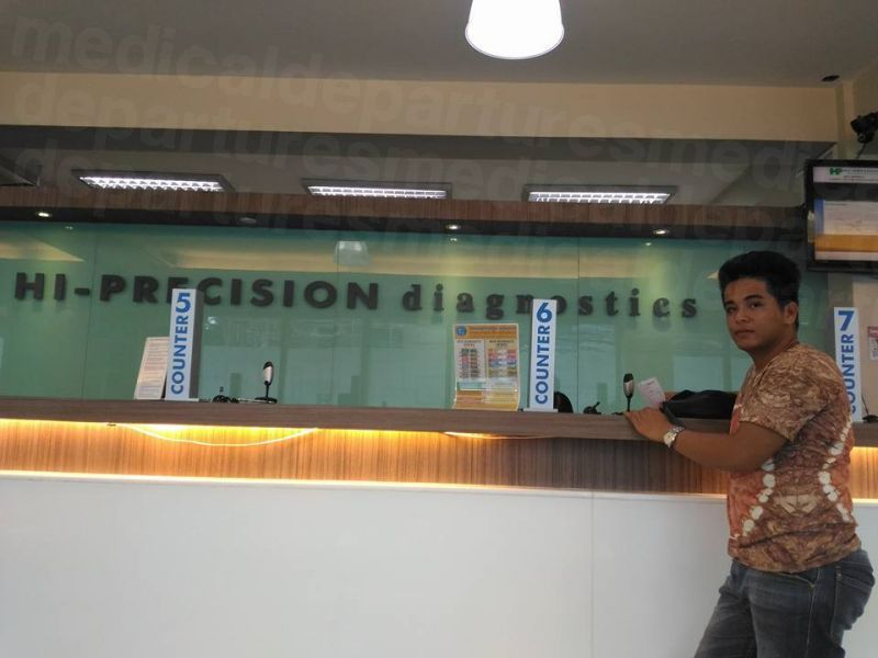 Hi-Precision Diagnostics - San Juan City - Medical Clinics in Philippines