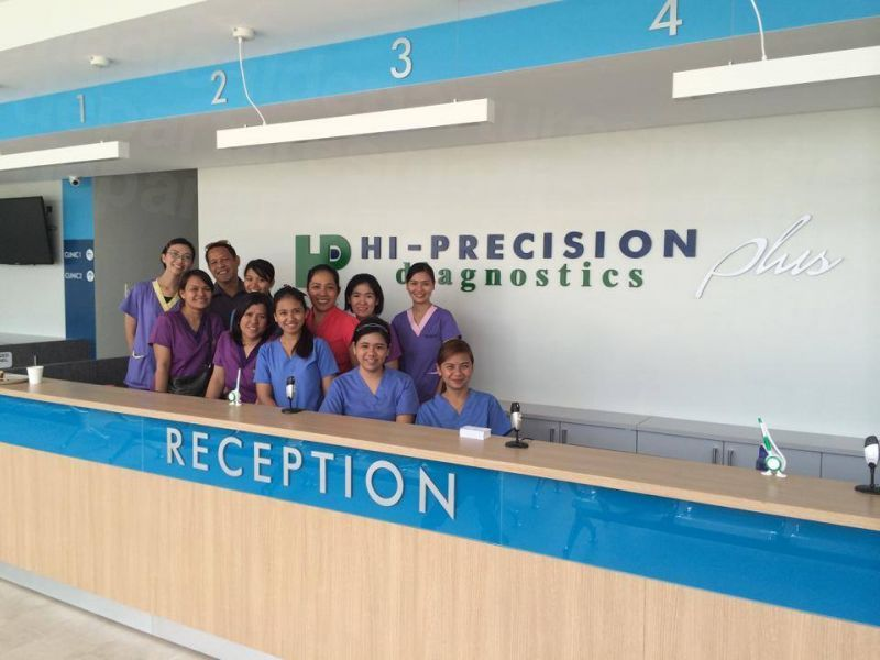 Hi-Precision Diagnostics International