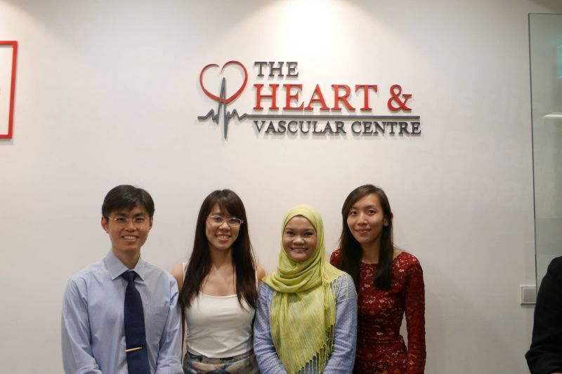 The Heart & Vascular Centre - Medical Clinics in Singapore