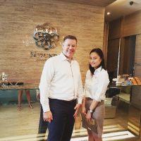 Nirunda Sukhumvit 24 Clinic - Photo of Aesthetic Doctor and our CEO Paul McTaggart