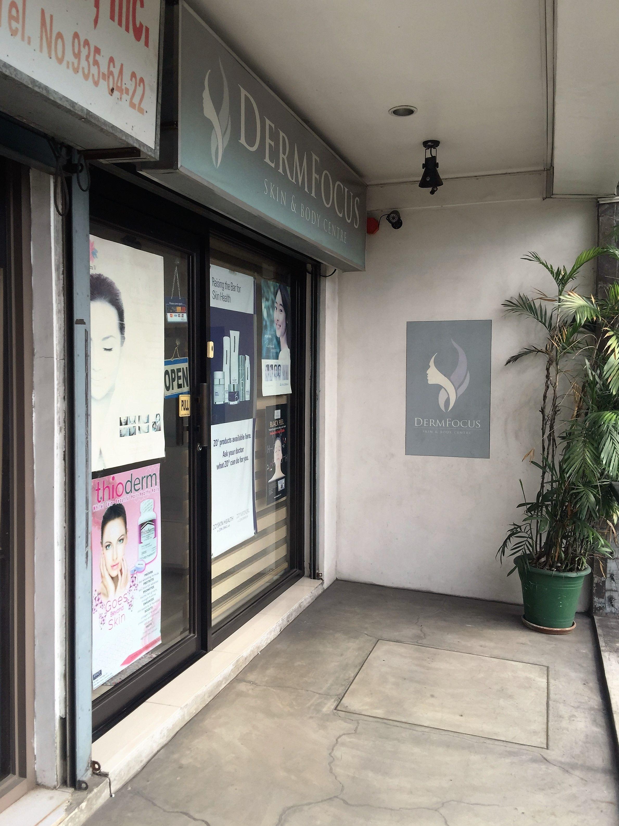 Derm Focus Skin and Body Centre (Fairview)