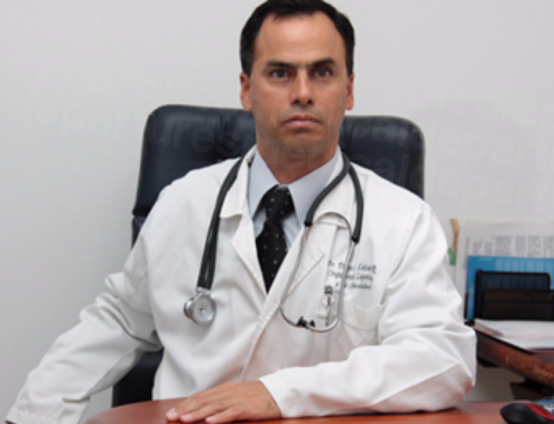 Dr. Diego Lozano - Medical Clinics in Colombia