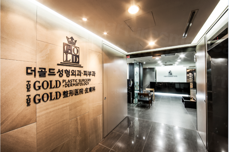 The Gold Plastic Surgery - Medical Clinics in South Korea