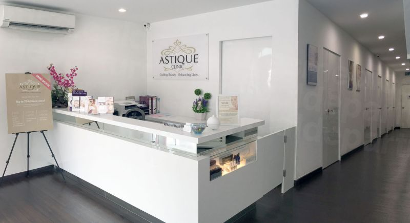 Astique Clinic - Medical Clinics in Malaysia