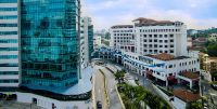Pantai Medical Centre - Kuala Lumpur-Hospital view