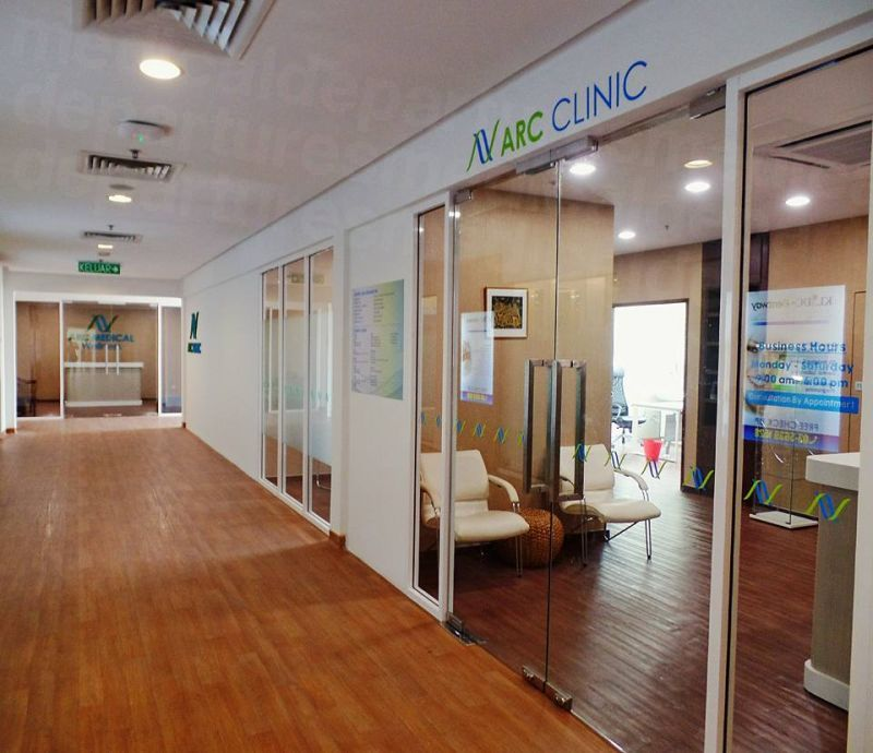 Arc Medical Group - The Boulevard - Medical Clinics in Malaysia