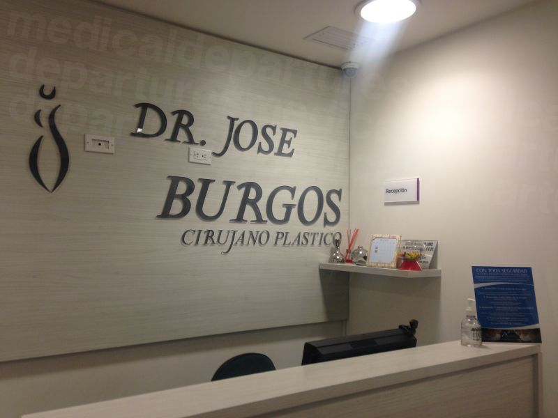 Jose Alfredo  Burgos - Medical Clinics in Colombia