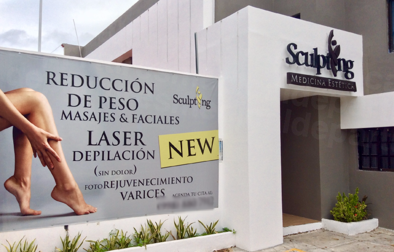 Sculpting Medicina Estetica - Medical Clinics in Mexico