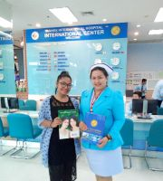 Yanhee Hospital Health & Beauty - Greeting from Medical Departures