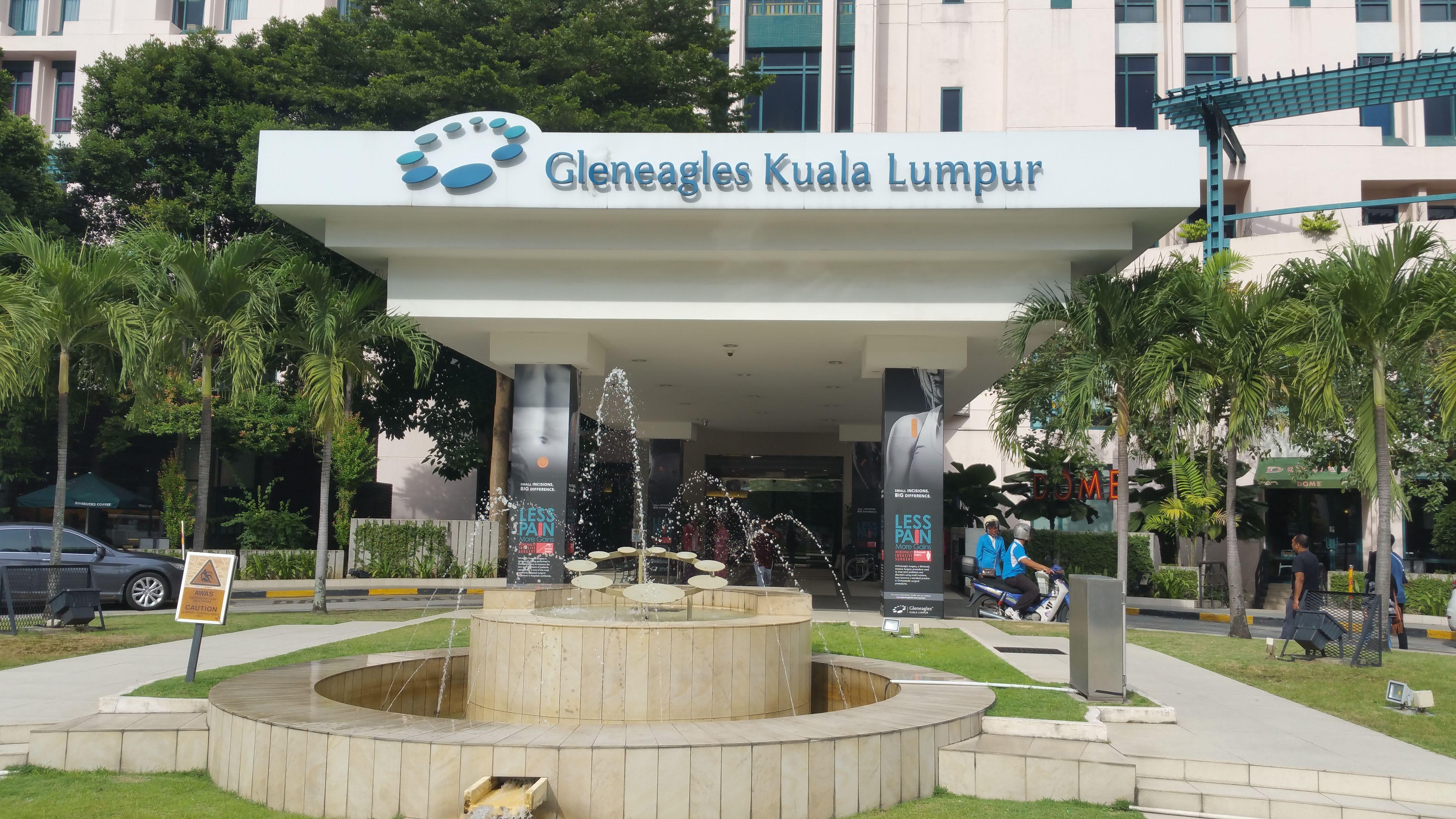 Gleneagles Hospital - Kuala Lumpur