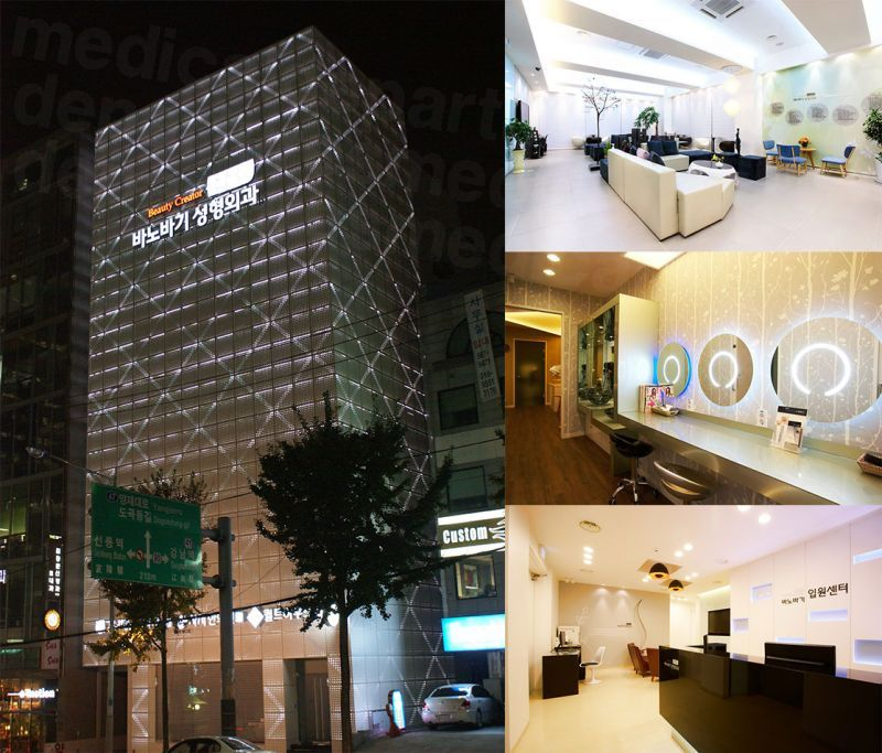 BANOBAGI Plastic Surgery & Aesthetics - Medical Clinics in South Korea