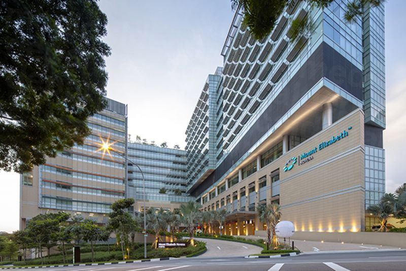 Mount Elizabeth Orchard - Medical Clinics in Singapore