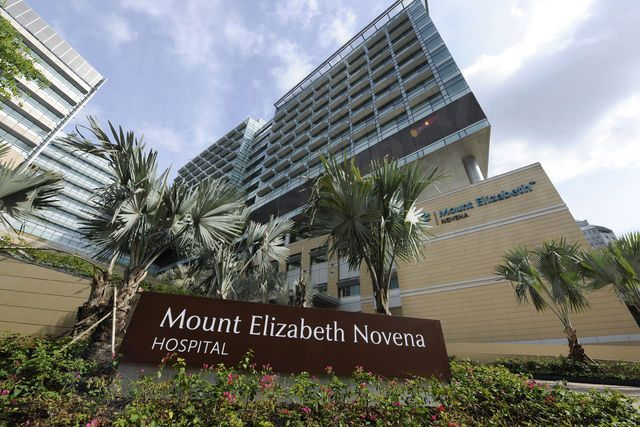 Mount Elizabeth Novena - Medical Clinics in Singapore