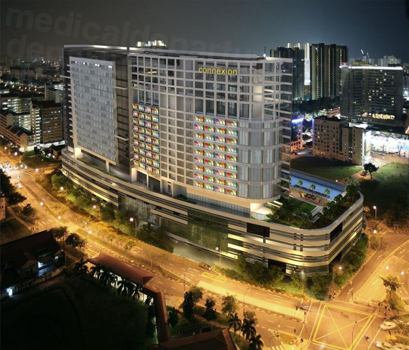 Farrer Park Hospital - Medical Clinics in Singapore