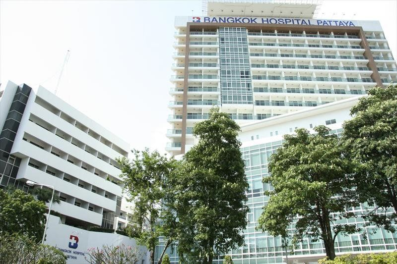 Bangkok Hospital (Pattaya) - Medical Clinics in Thailand